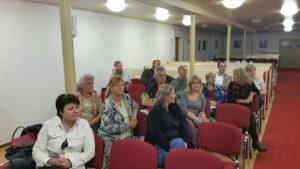 Treffen der WOLV-Initiative am 26. September 2016 in Leegebruch