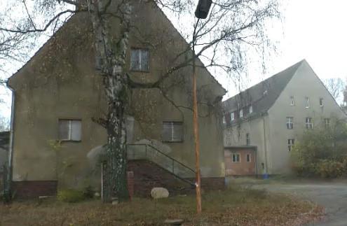 Szene vom Beitrag des OHV-TV zum geplanten Asylbewerberheim