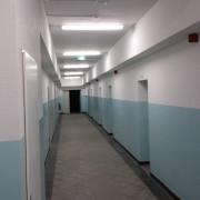 Flur im Erdgeschoss (© WOLV)